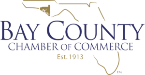 Bay County Chamber logo - transparent
