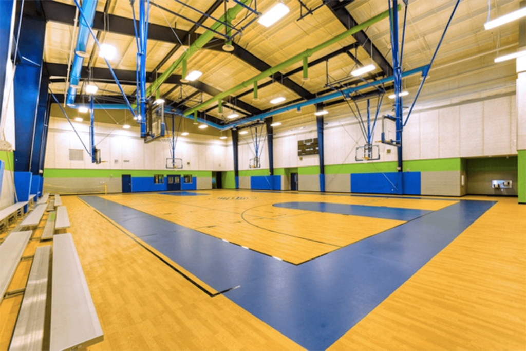 Boys and Girls Club of Central FL - Gym