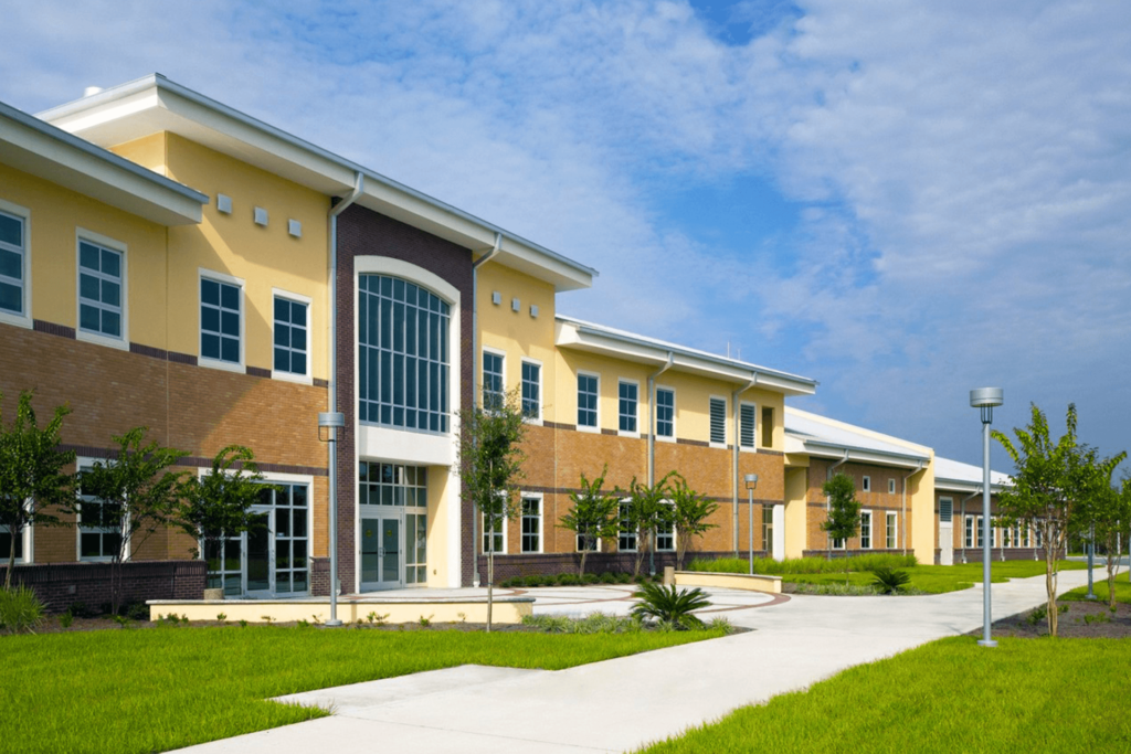 Daytona State College – Deltona Center Master Plan and Building 1 - 3