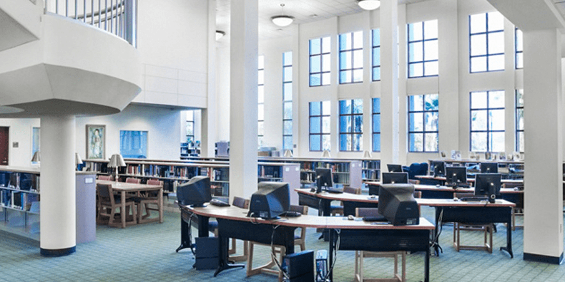 FAU Library and Classrooms 1