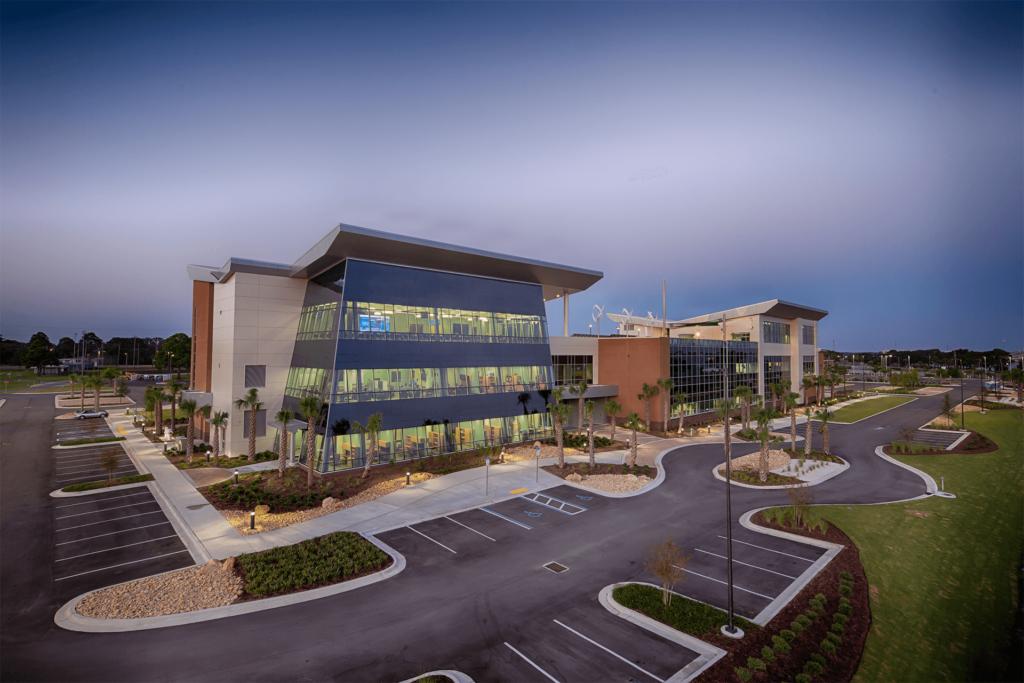 Florida Architects - Advanced Techology Center - 44516A
