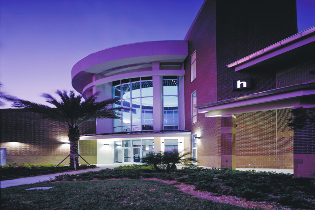 IRSC – Health Science Center 1