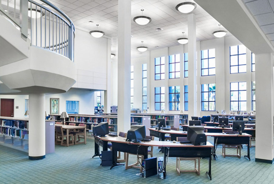 FAU Library Test